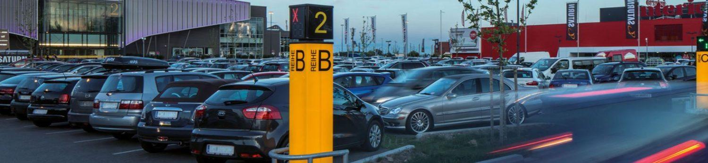 Smart Parking Guidance Solutions